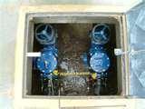 Photos of Sewage Pump Chamber