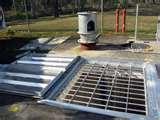 Sewage Pump Lids Photos