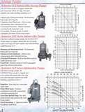 Photos of Sewage Pumps For