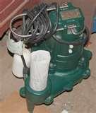 Zoeller Sewage Pump M267 F Photos