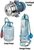 Pictures of Sewage Pumps Ebara