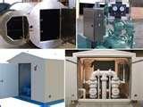 Photos of Sewage Pump Rail Systems