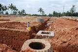 Photos of Home Sewage Pump Odor