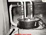 Pictures of Basement Sewage Pump Design
