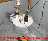 Sewage Pump Wiring