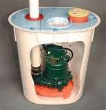 Basement Sewage Pump Not Working