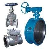 Sewage Pump Valves Photos