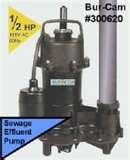 Images of Effluent Pumps 180