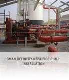 Photos of Sewage Pumps Oman
