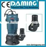 Sewage Pump Clogged