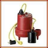 Sewage Pump Receptacle Photos