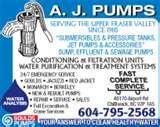 Sewage Pumps Vancouver