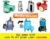 Photos of Sewage Pumps 007