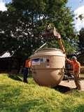 Klargester Sewage Pumps Photos