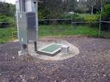 Pictures of Sewage Pump Lid