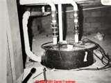 Photos of Sewage Pump Basement