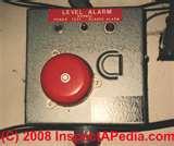 Sewage Pump On Alarms Photos