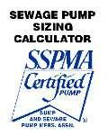 Sewage Pump Sizing Calculator