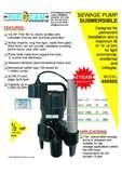 Photos of Sewage Pump Warranty
