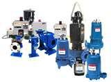 Gould Submersible Sewage Pumps Photos