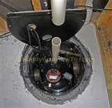Images of Installing A Sewage Pump