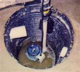 Pictures of Sewage Pump Repair