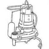 Pictures of Effluent Pump Cast