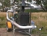 Photos of Effluent Pump Gun