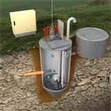 Photos of Sewage Pumps Flygt
