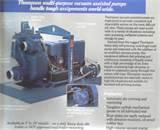 Sewage Pump Will Not Pump Pictures