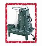 Zoeller M267 Sewage Pump