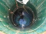 Photos of Sewage Pump Station Maintenance