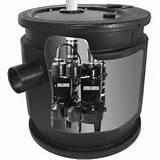 Sewage Pump And Tank System Images