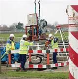 Photos of Sewage Pump Station Maintenance