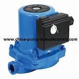 Sewage Pump Room Photos